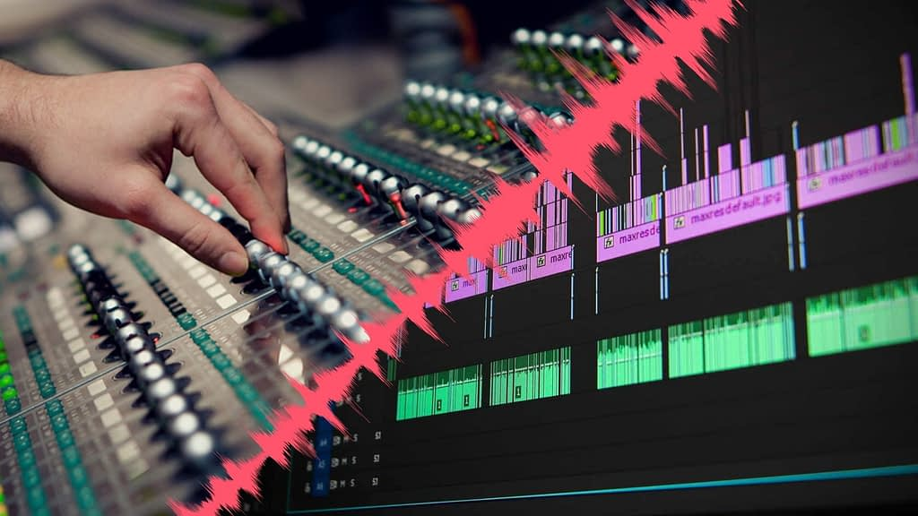 Editing vs Mixing